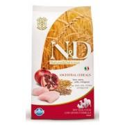 Farmina N&d Low Grain Adult Mini Pollo & Melograno Gr 800