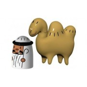 Alessi Amir en Camelus kerst figuren