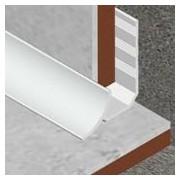INT107-Bagheta Lineco colt interior 10mm din PVC