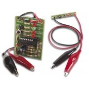 Velleman MK132 Kabelpolariteitstester Mini Kits bouwpakket