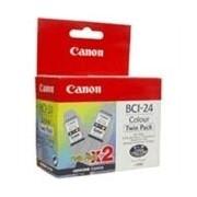 Canon BCI24 Pack cartuchos de tinta color
