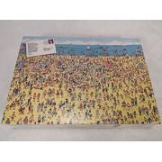 Wheres Waldo? Jigsaw Puzzle-On The Beach