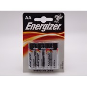 Energizer LR6 AA 1.5V baterie alcalina blister 4