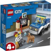 LEGO® City Unitate de politie canina (60241)