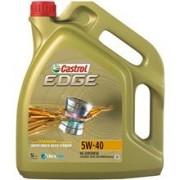 Ulei motor Castrol Edge Turbo Diesel 05W40 5L