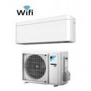 Daikin CLIMATIZZATORE MONO INVERTER STYLISH WHITE FTXA25AW/RXA25A WI-FI INVERTER PC GAS R-32 9000 A+++