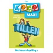 Loco Maxi: Taal Werkwoordspelling 1; 9-11 jaar groep 6/7 - Richard Backers