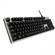 Геймърска клавиатура Logitech G413 Mechanical - Silver, 920-008476