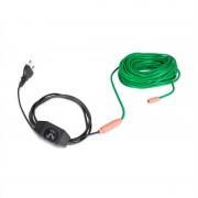 Waldbeck Greenwire Select 12, нагревателен кабел за растения, 12 м, с термостат, IP68 (GT7-)