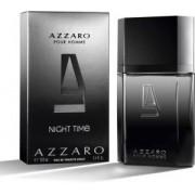 Azzaro NIGHT TIME Pour Homme 100 ml Spray Eau de Toilette