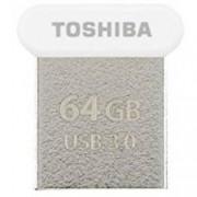 Toshiba USB flash disk Toshiba TransMemory U364 THN-U364W0640E4, 64 GB, USB 3.0, bílá