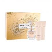 Elie Saab Le Parfum confezione regalo Eau de Parfum 50 ml + lozione per il corpo 75 ml + crema da borsano 75 ml donna
