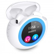 Auricular Bluetooth iDiskk Player Wireless MB01 Com Suporte Micro Sd