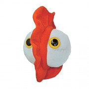 Giant Microbes Peluche Cell Chickenpox