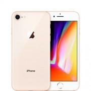 "Smartphone, Apple iPhone 8, 4.7"", 256GB Storage, iOS 11, Gold (MQ7E2GH/A)"