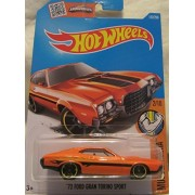 '72 Ford Grand Torino Sport Hot Wheels 2016 Muscle Mania 1:64 Scale Collectible Die Cast Metal Toy Car Model #2...