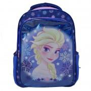 Rucsac pentru fetite Frozen, 32 x 43 x 18 cm, model Elsa