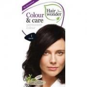 Colour and care 1 black - 100ml - Hairwonder Hairwonder