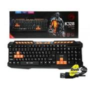 Marvo k328 usb gaming tastatura