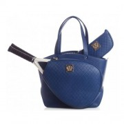 Court Couture Cassanova Quilted Navy