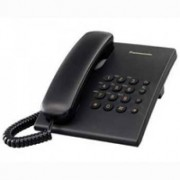 Telefon fix Panasonic TS500FXB Black