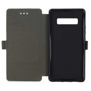 Калъф за Samsung Note 8 N950 тефтер Book Pocket черен