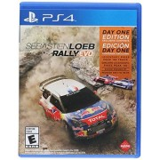 Square Enix Sebastien Loeb Rally Evo PlayStation 4 Classics Edition