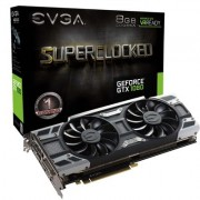 EVGA GeForce GTX 1080 SC ACX 3.0 (8GB GDDR5X/PCI Express 3.0/1708MHz-1847MH