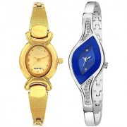 TRUE CHOICE NEW SUPER AND BRANDED ANALOG COMBO WATCH FOR WOMEN AND GIRL WITH 6 MONTH WARRNTY