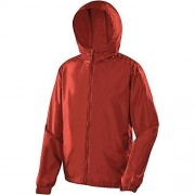 Sierra Designs Men's Microlight 2 Jacket, Red, Medium