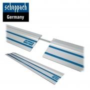 Водеща релса - алуминиева за циркуляр за PL75 и PL55 Scheppach, 1400мм