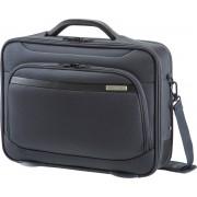 Samsonite Vectura Office Case Plus 16 inch . Kleur: Donkergrijs