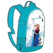 ROSSIGNOL Zaino Rossignol Back to School Frozen (Colore: bianco-azzurro, Taglia: UNI)
