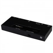 StarTech.com - Switch HDMI de 2 Puertos con Conmutado Automático y Prioritario - 1080p