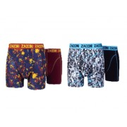 Zaccini boxershort splash pack