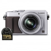 Panasonic LUMIX DMC-LX100 Aparat Foto Compact 16.8MP 4K Argintiu