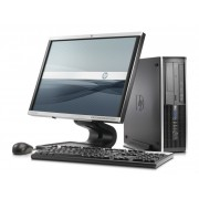 HP Elite 8100 SFF intel i5 + 22'' Widescreen LCD