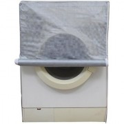 Glassiano Washing Machine Cover For Front Load IFB Elena Aqua VX - 6 Kg