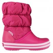 Детски Апрески Crocs Candy Pink Winter Puff 14613-6XO
