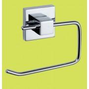 r.a. 2851a Porta Carta Igienica Da Parete In Metallo Cromato - 2851a Serie Geo