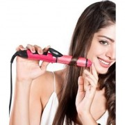 VIEW SHOPPERS Professional 2 In 1 Hair Straightener and Curler 2 in 1 Beauty set NHC-2009