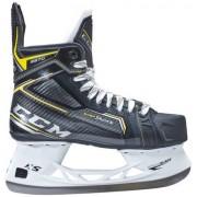 CCM Hockeyskridskor CCM Super Tacks 9370 (Svart - 10.5D)