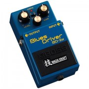 Boss BD-2W Blues Driver Waza Craft Pedal guitarra eléctrica