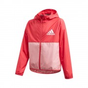 adidas Must Have Trainingsjack Meisjes - koraal