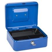 Cutie valori 76/2A, medie, albastru, Planet Safe 90 x 200 x 160 mm