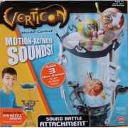 Verticon: Motion-activated Sounds! Sound Battle Attachment Adds 3 New Games (Attaches to Your Air Battle ArenaRequired Not Included)