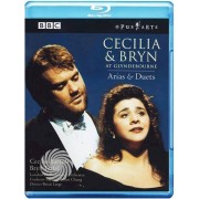 Video Delta Cecilia & Bryn at Glyndebourne - Arias & duets - Blu-Ray
