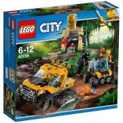 Lego City: Jungle Halftrack Mission (60159)