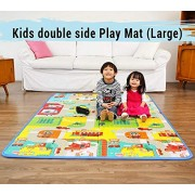 Vruta Waterproof Double Side Baby Play Crawl Floor Mat for Kids & Kids Infant Crawling Play Mat