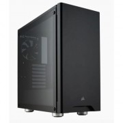 Carcasa Pc Corsair Carbide Series 275r Atx Mid-Tower, Tempered Glass, Negru